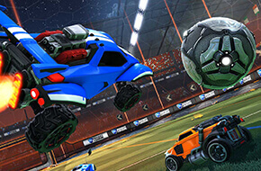 rocket-league Hub